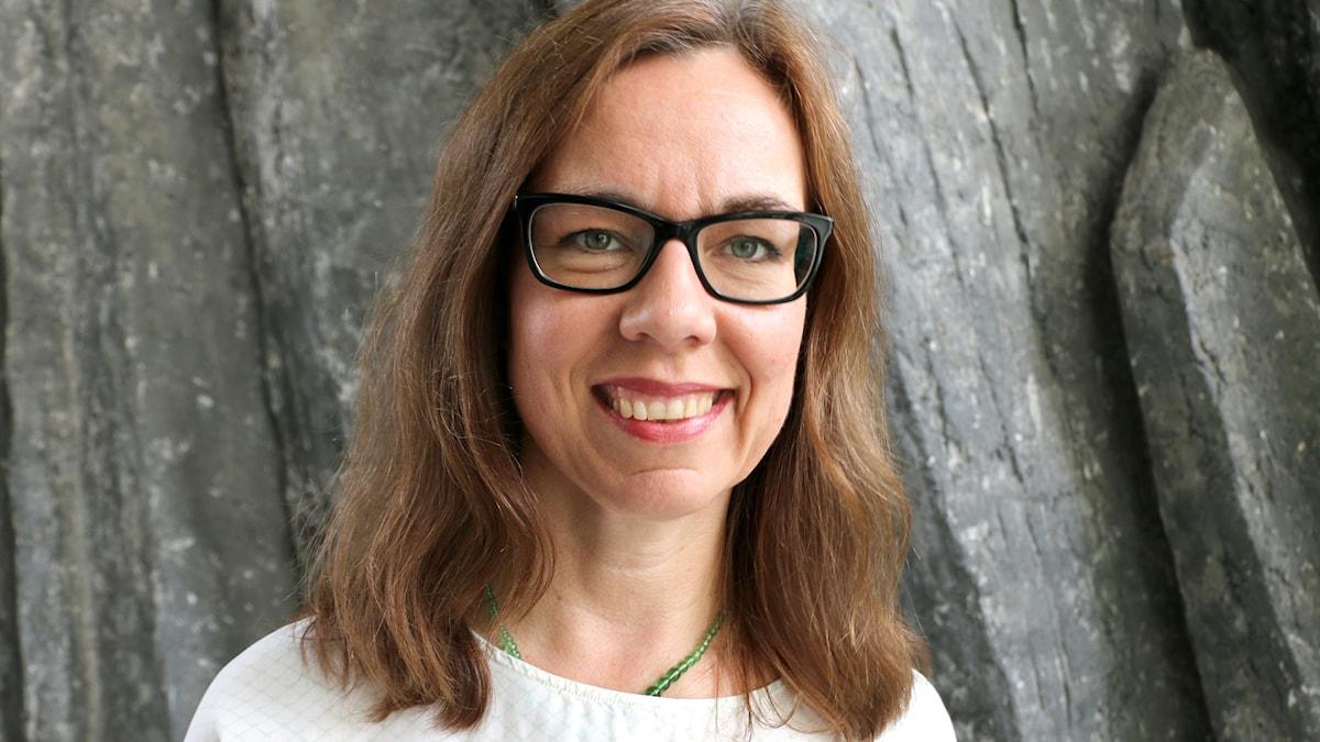 Elisabet Qvarford VD på svenskt kött.
