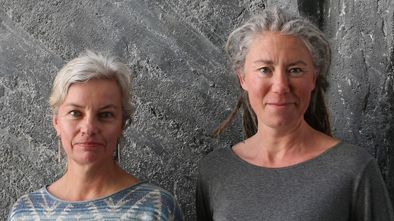 Christina Andersson och Misse Wester