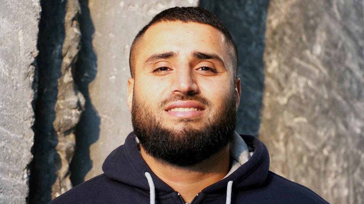 Medhi Adnan Mossa är dagens gäst i studion.