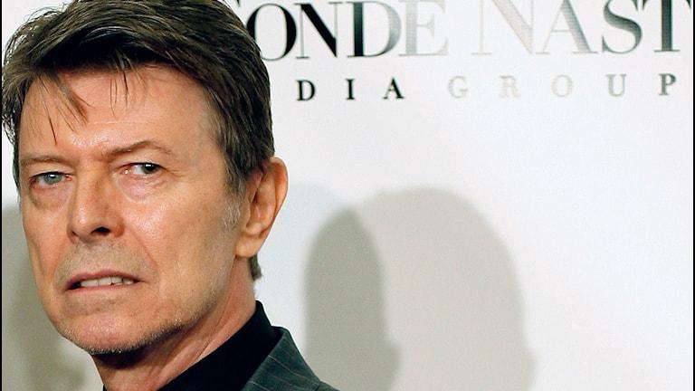 David Bowie. FOTO: STEPHEN CHERNIN