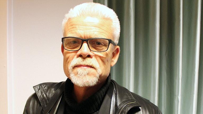 Mattias Gardell religionshistoriker. Foto: Ronnie Ritterland / Sveriges Radio
