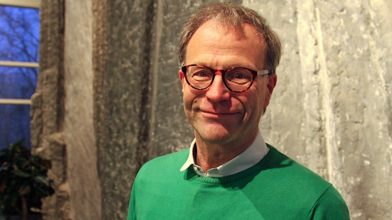 Pelle Törnberg mediestrateg. Foto: Ronnie Ritterland / Sveriges Radio