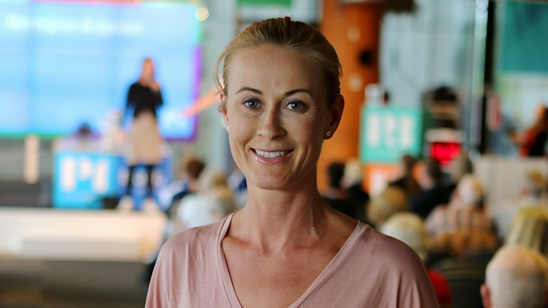 Katja Nyberg, riksdagskandidat Sverigedemokraterna