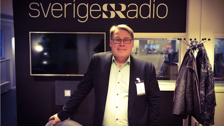 Claes Norgren är riksrevisor