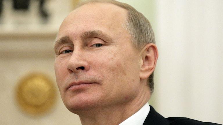 Storpolitiskt spel eller inte? Varför kom inte Vladimir Putin till minnesceremonin av Auschwitz befrielse? Foto: Haraz N Ghanbari/TT