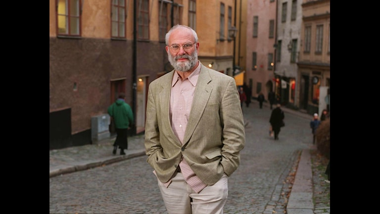 Oliver Sacks. Foto: Gunnar Ask/TT
