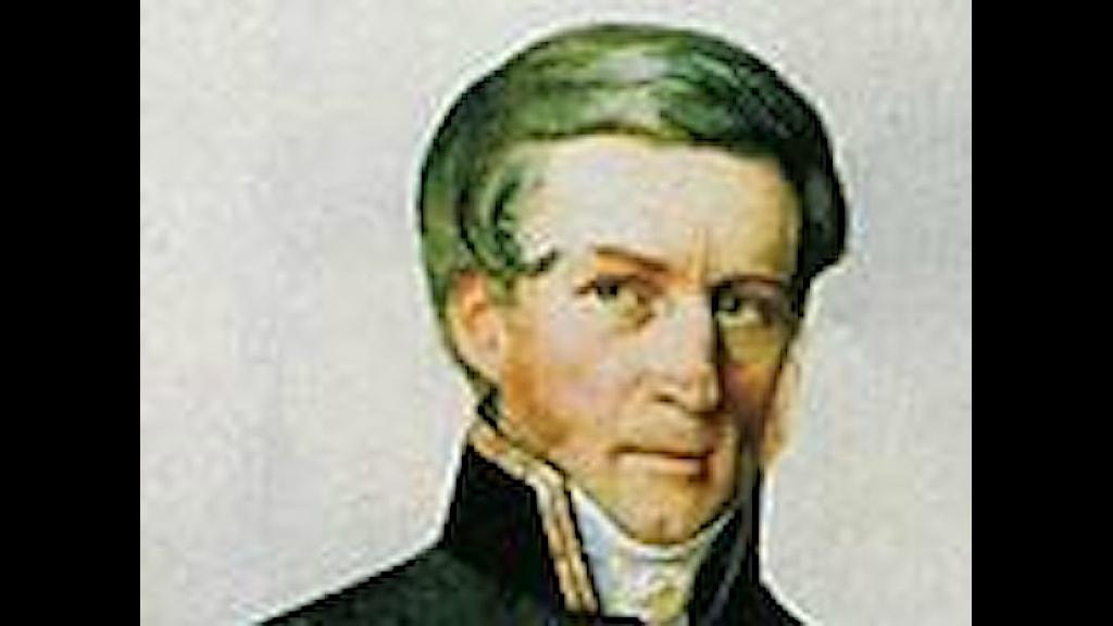 Carl Axel Gottlund.