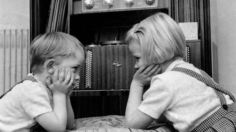 Vad händer med radiolyssnandet om vi går över till digitalradio? Foto: Pica Pressfoto/TT