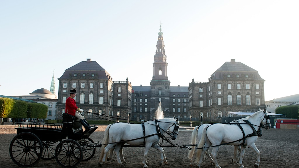 Danska parlamentet. Foto: Johannes Jansson/norden.org