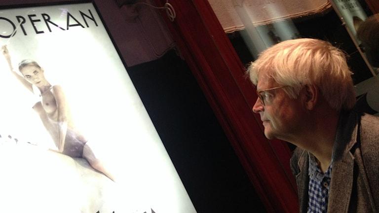 Thomas Nordegren på La Traviata