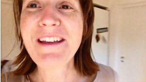 Louise Epstein berättar i en video om sin relation till gröten - Louise trögflytande livselixir. Foto: Louise Epstein / Sveriges Radio