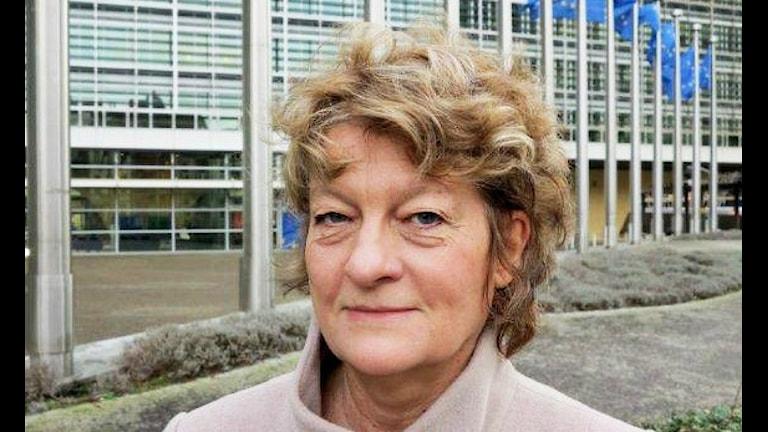 Annika Ström Melin. Foto: Privat.
