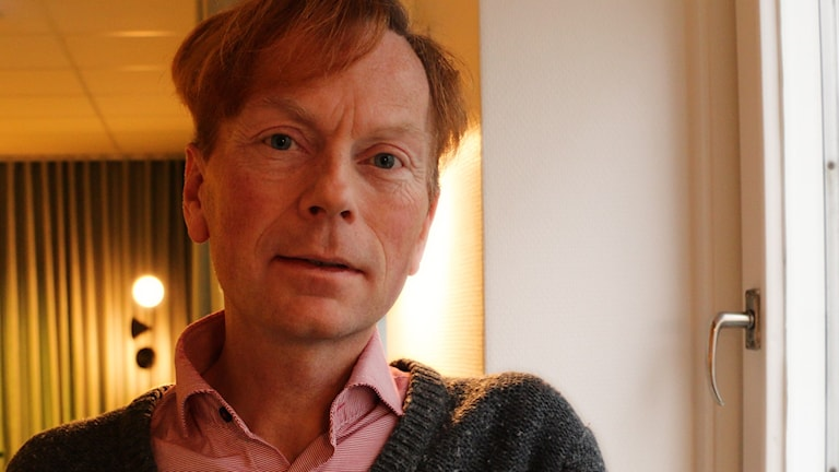 Peter Zander enhetschef publik verksamhet Armémuseum. Foto: Ronnie Ritterland / Sveriges Radio