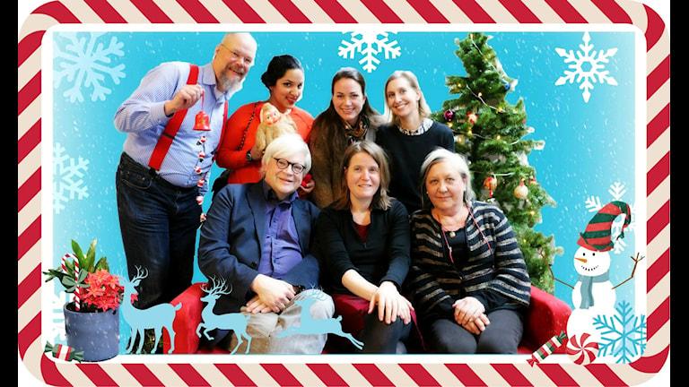 Nordegren & Epstein julafton