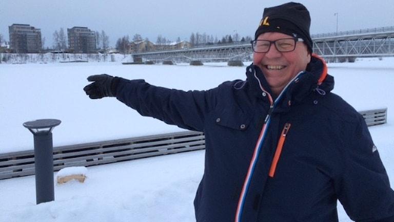 Jarkko Enqvist. Foto Åza Meijer