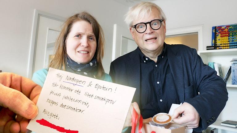 Foto: Ronnie Ritterland / Sveriges Radio.