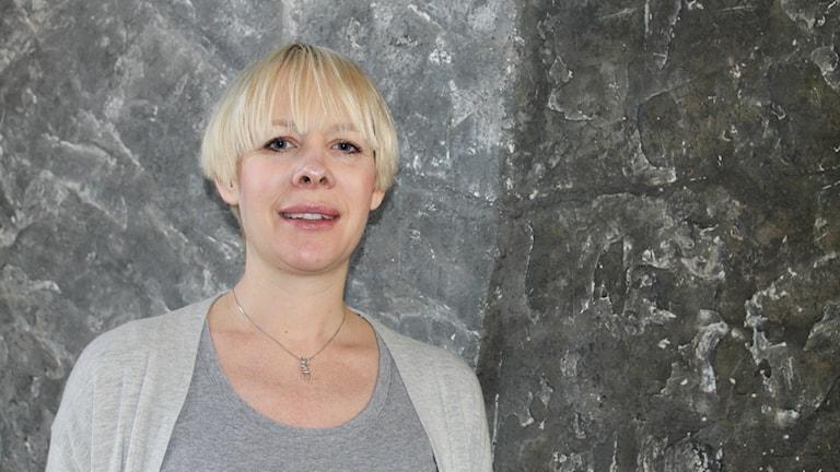 Tove Leffler. Foto: Ulrika Lindqvist/Sveriges Radio.