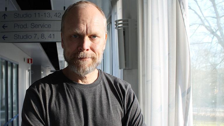 Kristian Luuk FOTO: Cecilia Djurberg/Sveriges Radio