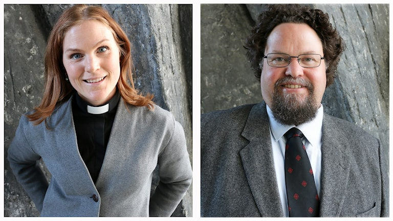 Karin Öhagen, präst i Nacka församling och kokboksförfattaren och katoliken Edward Blom kommer till studion för att berätta om hur de förhåller sig till stilla veckan.