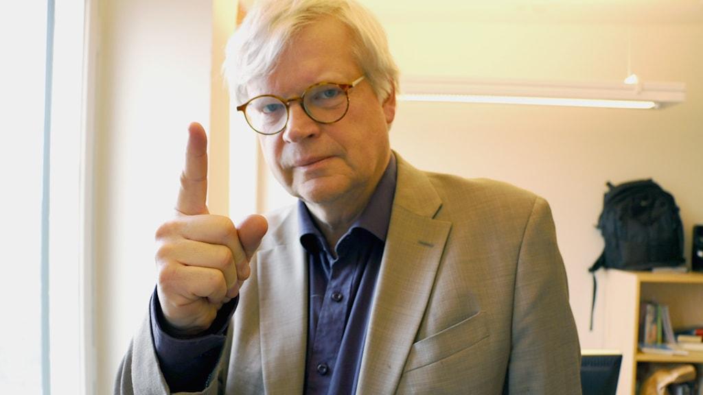 Thomas Nordegren tipsar om sina val av kanaler att följa för att hålla koll på USA-valet.