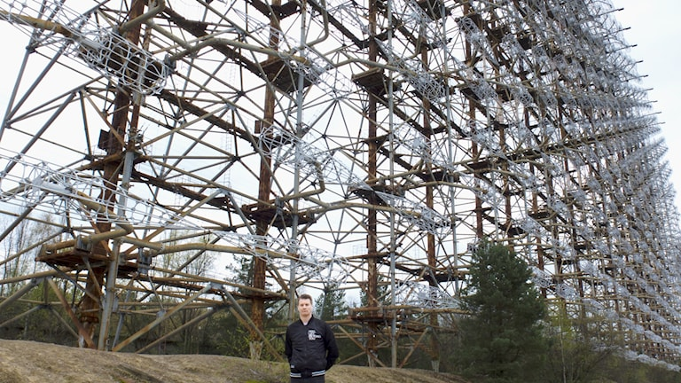 I dag 30 år efter kärnkraftsolyckan i Tjernobyl kan man åka på turistresa till den förbjudna zonen. Det har Tobias Carlsson från Stockholm gjort. Här är hans bilder från både kärnkraftsverket och staden Pripjat i Ukraina, som ligger intill kärnkraftverket i Tjernobyl.