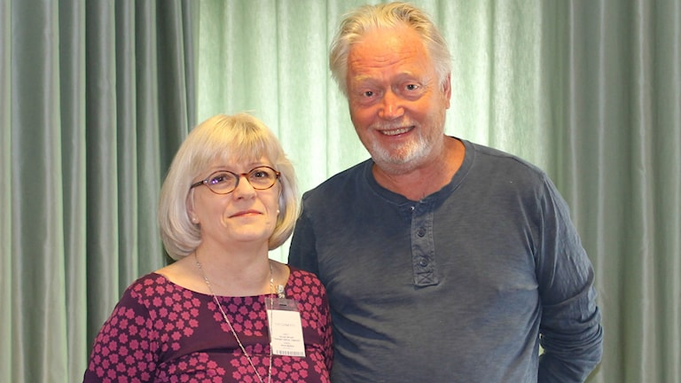 Annelie Winell och Olle Carlsson