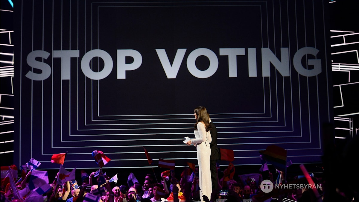 Eurovision Song Contest: Stop voting