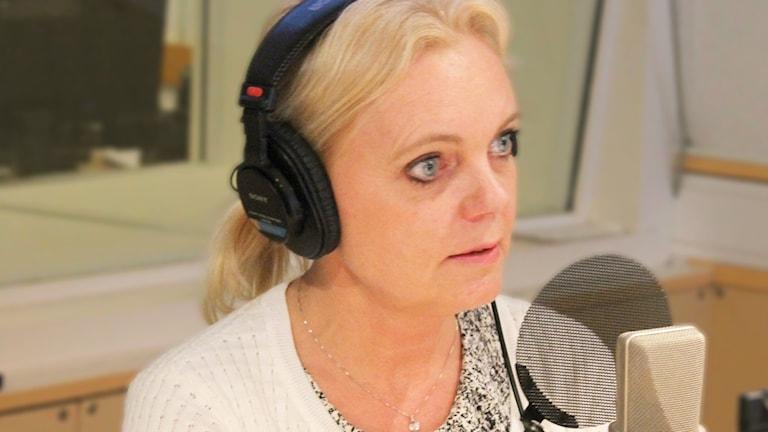 Kristina Winberg Sverigedemokraterna.