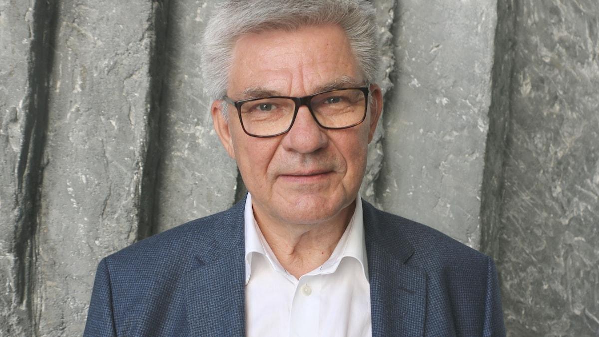 Peter Örn, författare och tidigare vd på Sveriges Radio