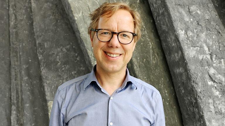 Patrik Hadenius, chefredaktör Språktidningen.