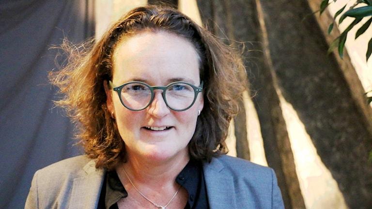 Johanna Elgenius, vice partisekreterare, Liberalerna
