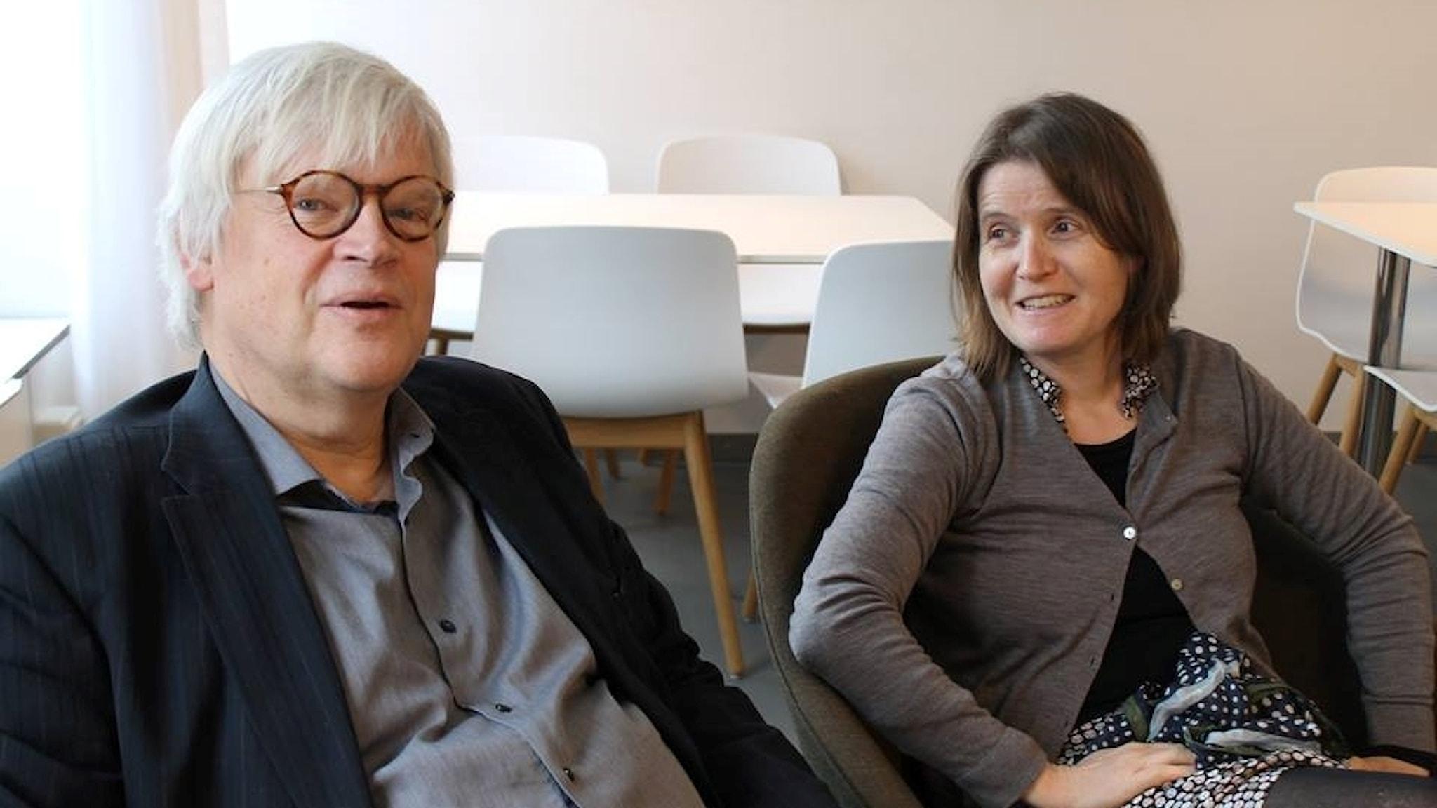 Thomas Nordegren & Louise Epstein