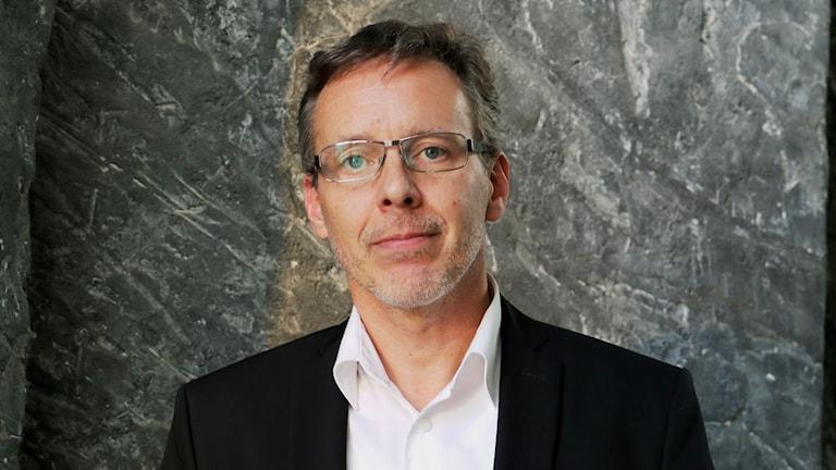 Jonas Nordström, rättschef på Skolverket