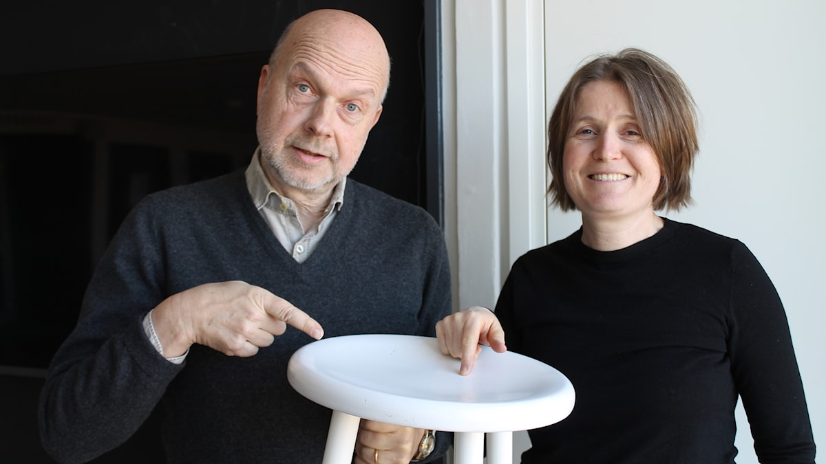Gunnar Bolin och Louise Epstein