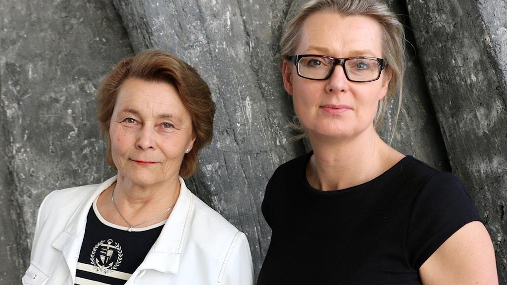 Lina Axelsson, ny ordförande i den ideella organisationen Mind och Danuta Wasserman professor i psykiatri gästar Nordegren & Epstein idag.