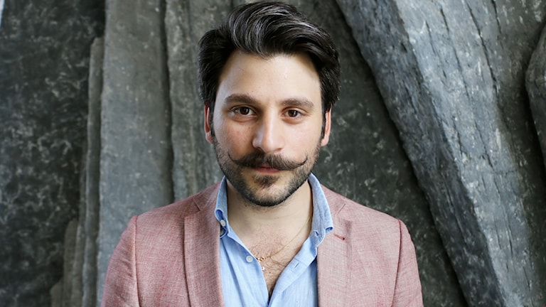 Daniel Boyacioglu, poet.