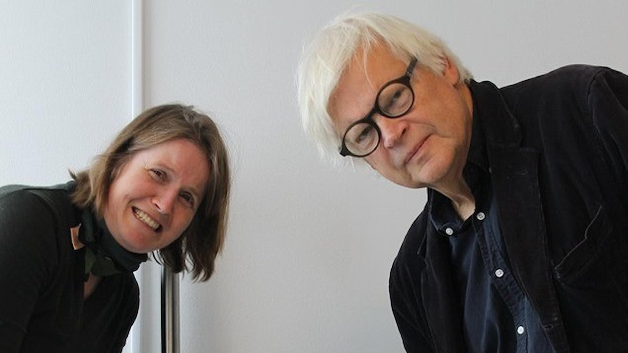 Louise Epstein & Thomas Nordegren