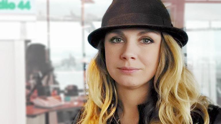 Josephine Freje. Foto: Jesper Cederberg/Sveriges Radio