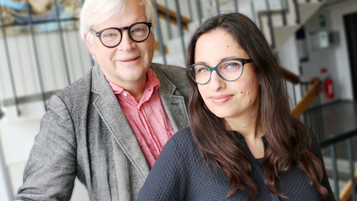 I dag får Thomas Nordegren sällskap i studion av sin producent Naila Saleem som i dag hoppar in som bisittare istället för Louise Epstein som är ledig.