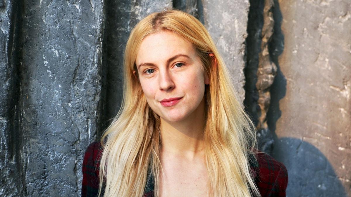Martina Pierrou, producent på P3 Nyheter.