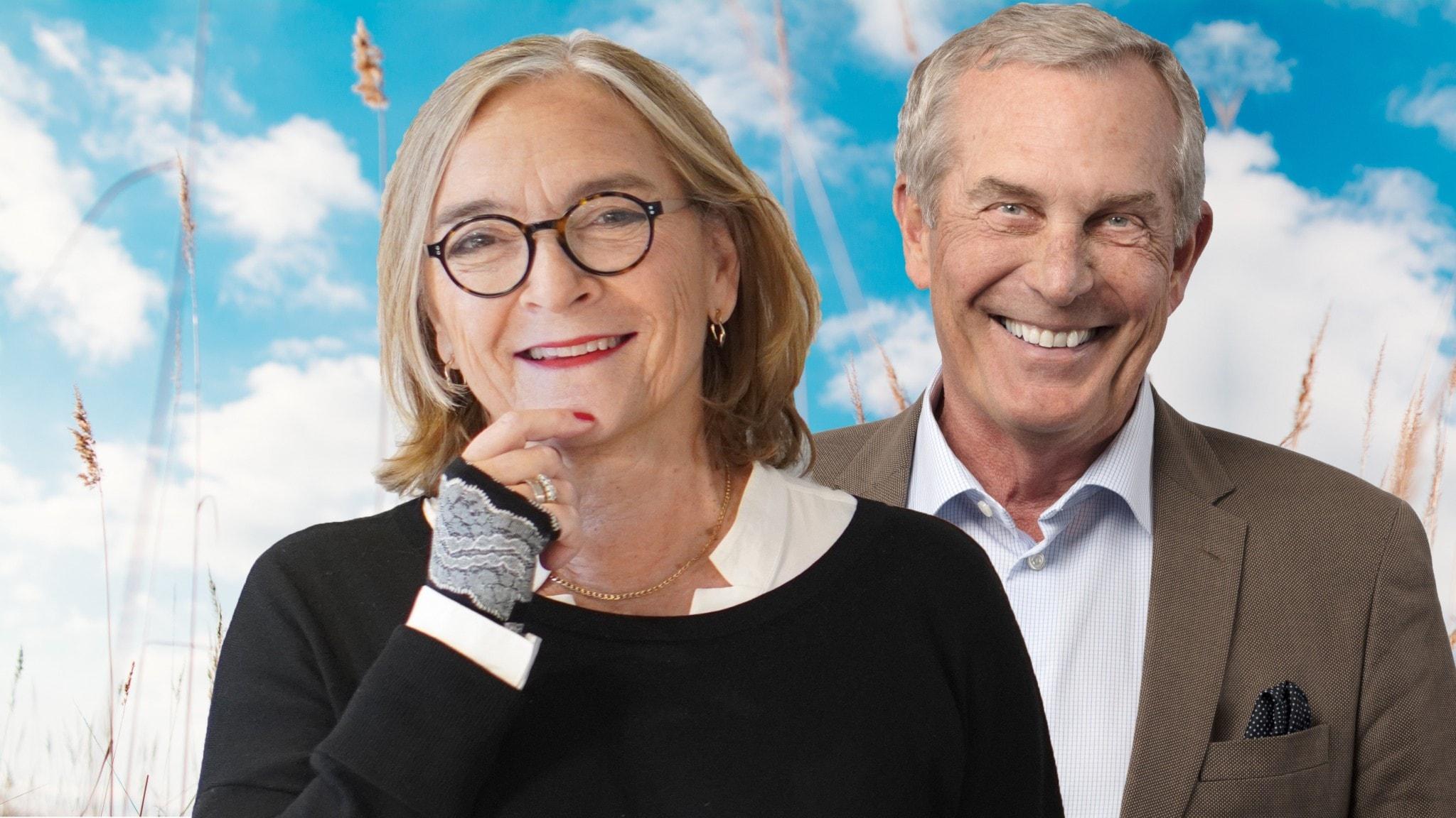 Varför är Sverige så fantastiskt bra på sport? Sommartalkshow med Helene Benno och Claes Elfsberg