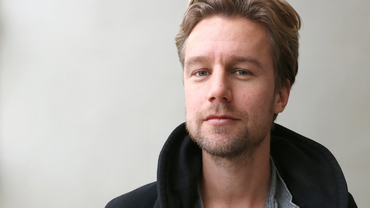 Johan Anderberg, journalist på tidningen Fokus och författare till Cannabusiness.