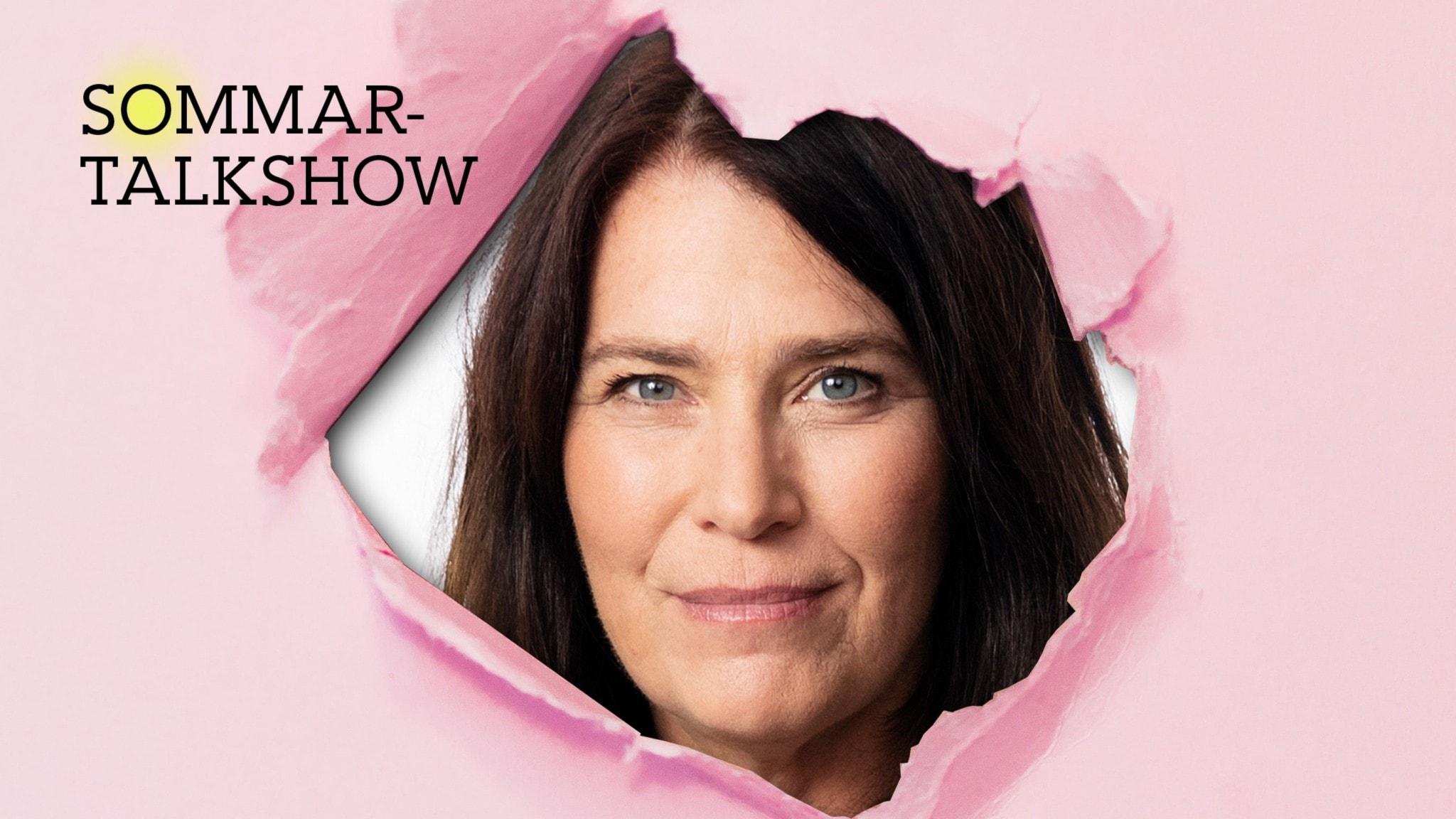 Sommartalkshow med Margareta Svensson - Idag från
