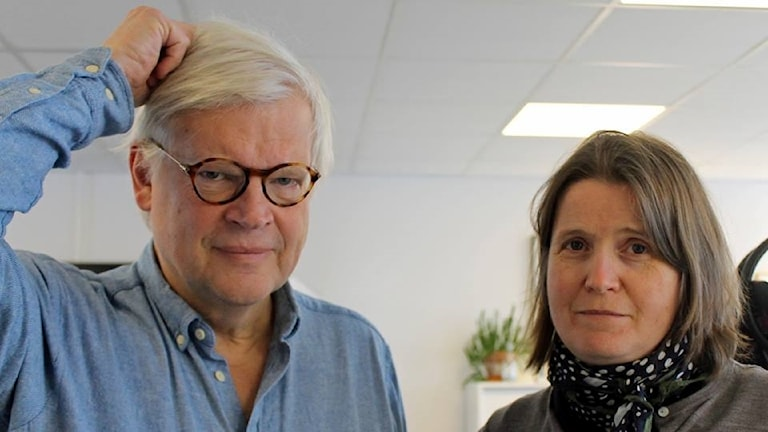 Hur hemligt är Jonas Sjöstedts papper?
