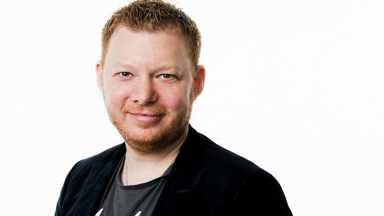 Kris Boswell. Sveriges Radio. foto: Mattias Ahlm/Sveriges Radio