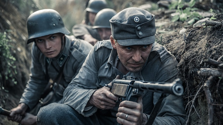 Okänd soldat (pressbild) Foto: Juuli Aschan © Elokuvaosakeyhtiö Suomi 2017