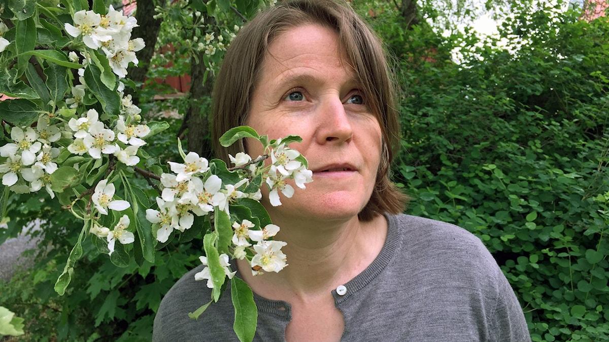 Louise Epstein vårnjuter