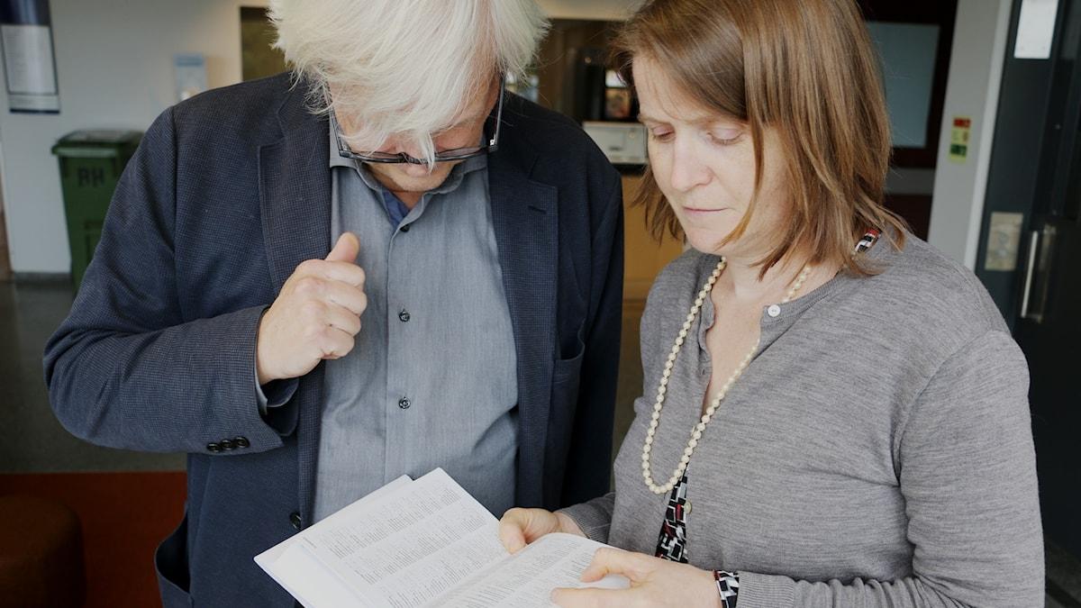 Nordegren&Epstein. Foto Björn Andersson.