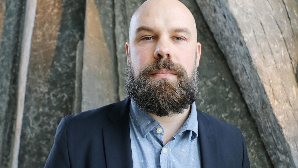 Daniel Suhonen.