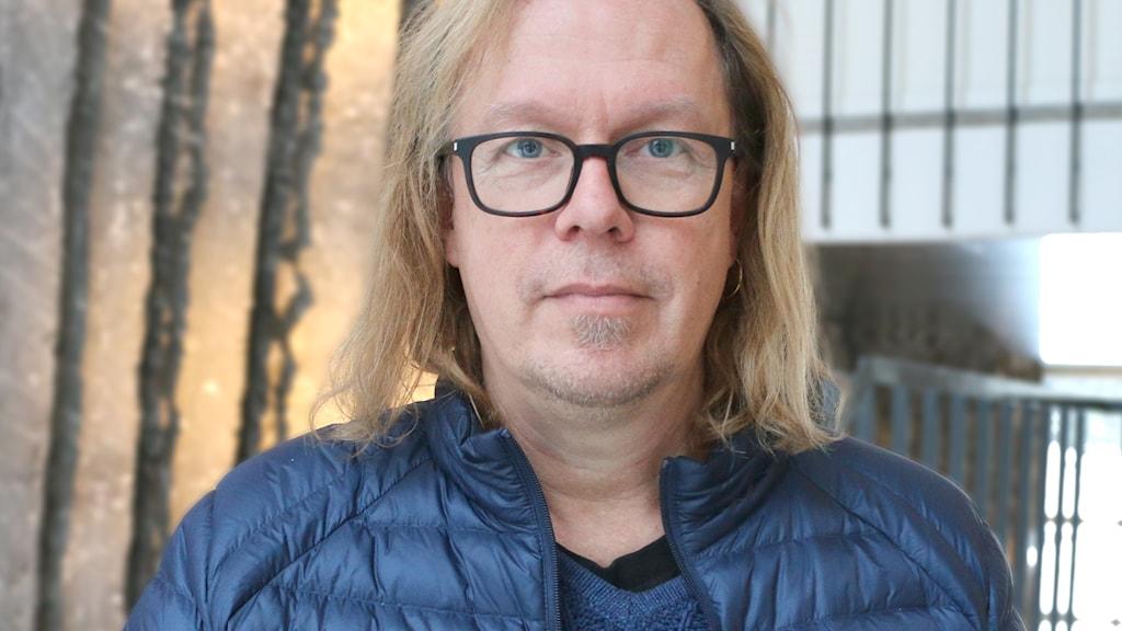 Gunnar Andersson, professor i demografi vid Stockholms universitet.